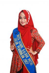 Duta GenRe Jalur Pendidikkan Putri Kalimantan Barat 2017 asal Sanggau